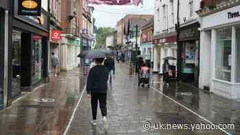 UK sees above average rainfall in June – after sunniest spring on record