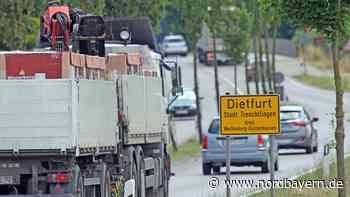 B2 durch Dietfurt: 48 Fahrverbote in sechs Stunden - Nordbayern.de