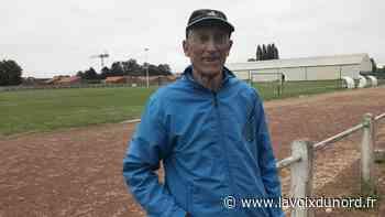 Wambrechies : Serge Grave, 81 ans, une vie à courir et à partager sa passion avec les plus jeunes - La Voix du Nord