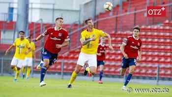 FC Carl Zeiss Jena: Später Ausgleich in der Nachspielzeit
