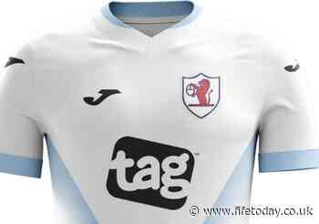 New away kit for Raith Rovers - Fife Today