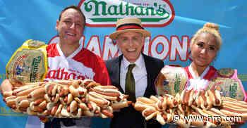 Nathan's won't let coronavirus dampen July 4th hot dog contest