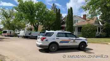 North Battleford house fire where Mom, 2 kids found dead was result of murder-suicide: RCMP - CTV News Saskatoon
