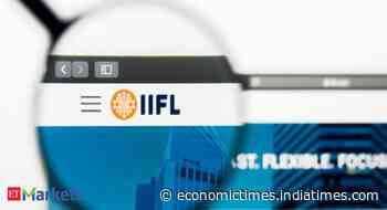SSG, Apollo in talks to buy IIFL's wholesale book - Economic Times