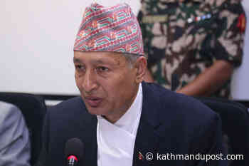 Finance minister urges private sector to come up with plans to provide on-the-job training to unemployed youths - The Kathmandu Post