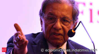 Not a time to worry about fiscal deficit: Finance Panel Chairman - Economic Times