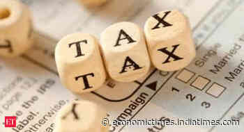15th Finance Commission meeting: Govt tax collections likely to be severely affected due to the pandemic - Economic Times