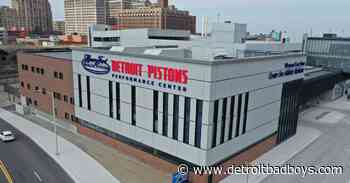 Pistons Performance Center to serve as a voting location — one of several voting initiatives team announces