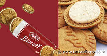 Lotus Is Selling New Biscoff Sandwich Cookies Stuffed with Vanilla, Chocolate or Cream
