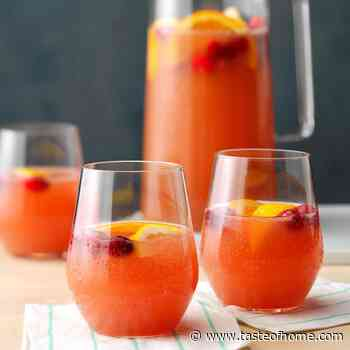 18 Summer Punch Recipes to Keep You Cool
