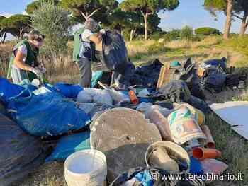 Discarica a cielo aperto: intervento delle Guardie Ecozoofile Fare Ambiente di Ladispoli - TerzoBinario.it