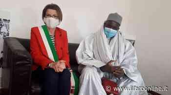Ladispoli, l'assessore Lazzeri incontra la comunità senegalese - IlFaroOnline.it