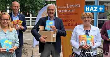 Barsinghausen: Rotary Club unterstützt Mentor und kauft 100 Bücher für Leselernkinder - Hannoversche Allgemeine