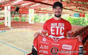 Felix Thomas verlängert bei den Eispiraten Crimmitschau - Hockeyweb.de