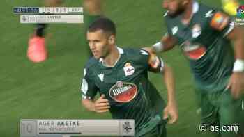 Resumen y goles del Tenerife vs Deportivo de LaLiga SmartBank - AS