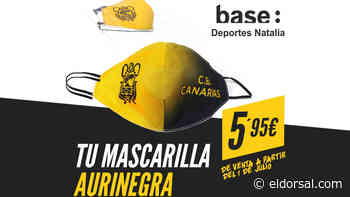 Iberostar Tenerife saca su mascarilla personalizada - eldorsal.com - eldorsal.com