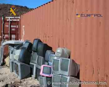 Desarticulado un grupo criminal que trasladaba ilegalmente residuos peligrosos desde Tenerife a África - Residuos Profesional