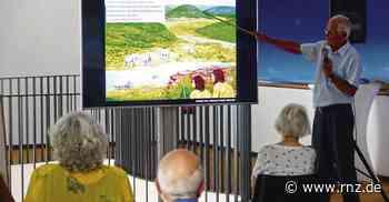 """Klima-Arena Sinsheim: """"Homo heidelbergensis"""" war Thema beim Klima-Forum - Rhein-Neckar Zeitung"""