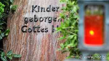 Ort für trauernde Eltern: Kirchberg-Friedhof in Hasbergen bekommt Sternenkinder-Grabstätte - noz.de - Neue Osnabrücker Zeitung
