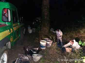 Discarica abusiva di carrozzeria a Impruneta, evitata contaminazione acque - gonews.it - gonews