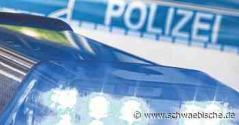Zwei Polizisten werden bei Einsatz in Tettnang leicht verletzt - Schwäbische
