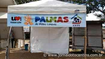 """Ação educativa """"Palmas de Mãos Limpas"""" chega ao setor Taquari nesta quarta-feira - Jornal do Tocantins"""