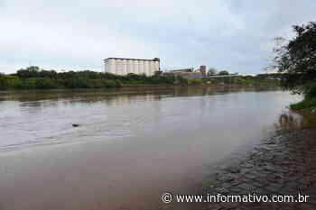 Vale do Taquari registra chuva forte que aumenta nível do rio - Infomativo