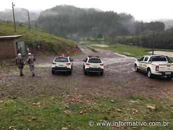 Brigada Militar do Vale do Taquari realiza ação para combater crimes ambientais - Infomativo