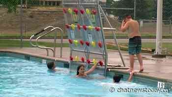 Aquatic Centre re-opens to Redcliff residents - CHAT News Today