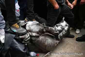 Police arrest first person in Edward Colston statue investigation