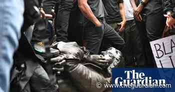Man arrested in connection with toppling Edward Colston statue