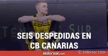 Seis jugadores acaban con Iberostar Tenerife y una incógnita - eldorsal.com