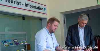 Neue Tourist-Information eröffnet im Bahnhof - WESER-KURIER