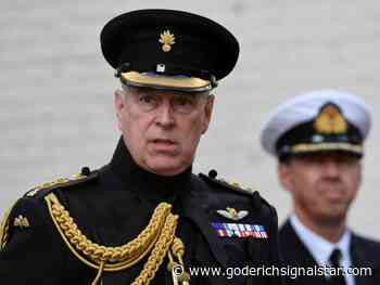 EPSTEIN: Prince Andrew should have been fired in 2011 - Goderich Signal Star