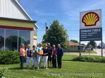 Goderich-based Edward Fuels joins McDougall - Clinton News Record