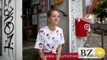 Lisa Krusche ist Braunschweigs neue Literatur-Hoffnung - Braunschweiger Zeitung
