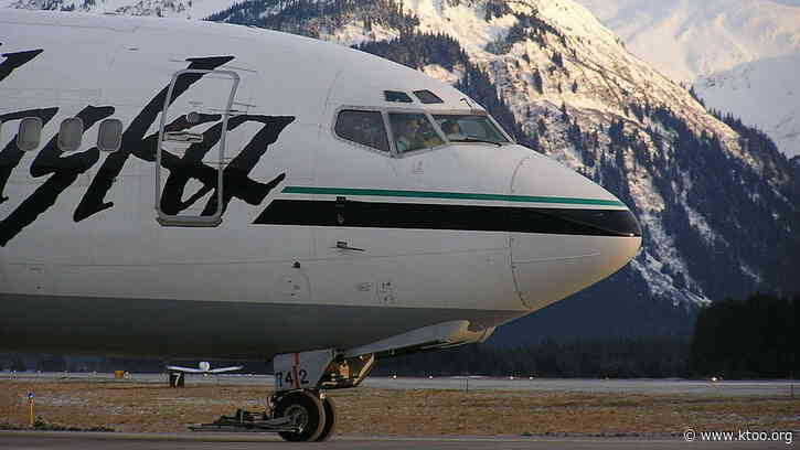 Alaska Airlines could suspend passengers from future flights for violating new face mask policy