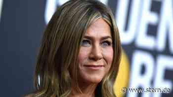 """Jennifer Aniston fordert Fans auf: """"Tragt eine verdammte Maske"""" - STERN.de"""