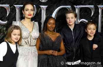 Shiloh Jolie-Pitt: Hasst sie Jennifer Aniston? - OK! Magazin