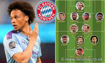 How Leroy Sane's £50m move to Bayern Munich is one of their biggest recent bargains