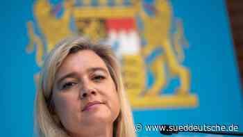 Huml verteidigt bayerisches Konzept zu Corona-Tests für alle - Süddeutsche Zeitung