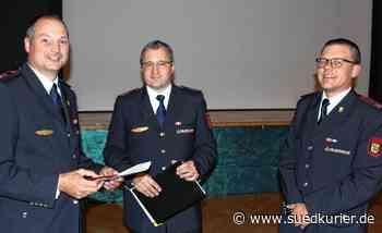 Stockach: Oliver Braunstein ist der neue Kommandant der Abteilung Kernstadt der Feuerwehr Stockach - SÜDKURIER Online