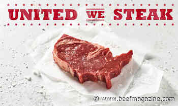 United We Steak campaign connects American ranchers & beef lovers