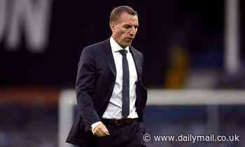 Brendan Rodgers insists Leicester will arrest their slump in form to secure Champions League place