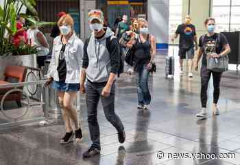 'I walked off the plane': Travelers irked by inconsistent face mask use amid coronavirus pandemic