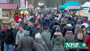 Viele Fragezeichen vor dem Weihnachtsmarkt am Haus Voerde - NRZ