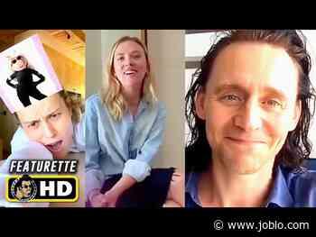 Marvel Actors in Quarantine #16 [HD] Brie Larson, Tom Hiddleston - JoBlo.com
