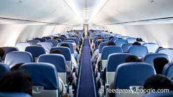 CDC director says airlines shouldn't allow full planes