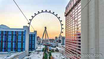 Fly Linq zipline, Eiffel Tower Viewing Deck set to reopen on Vegas Strip