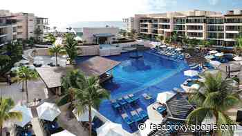 Two Royalton resorts in Cancun to reopen July 15